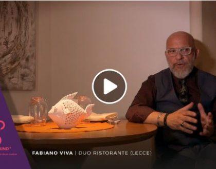 Intervista a Fabiano Viva del DUO RISTORANTE